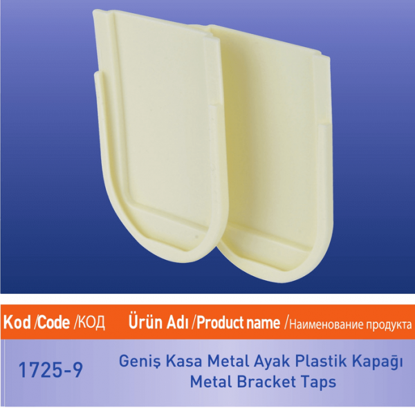 genis kasa metal ayak plastik kapagi 1725 9