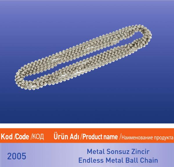 metal sonsuz zincir 2005